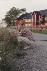 summer in sweden - lögnäs gård - copyright maria fynsk norup